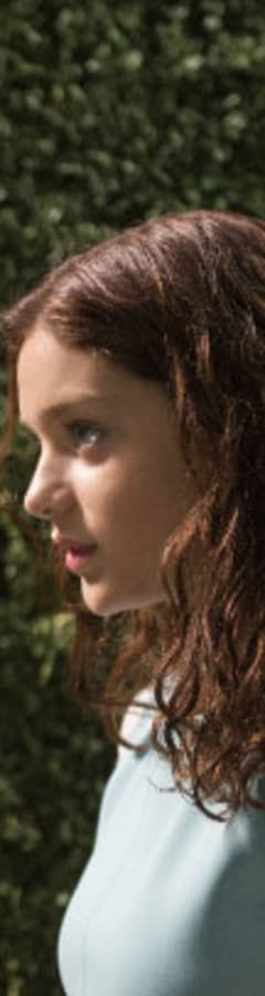 Movie still from The Giver