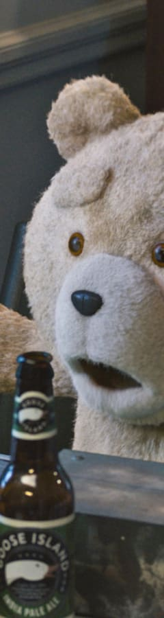 Movie still from Ted 2