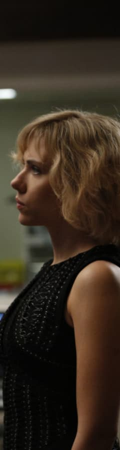 Movie still from Lucy