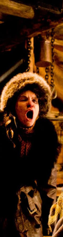 Movie still from The Hateful Eight