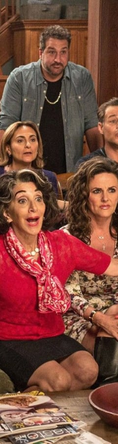 Movie still from My Big Fat Greek Wedding 2