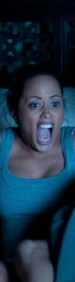 Movie still from A Haunted House 2