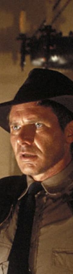 Movie still from Indiana Jones and the Last Crusade