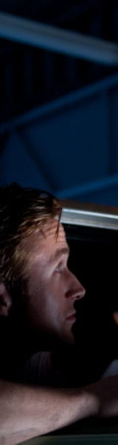 Movie still from Drive (2011)