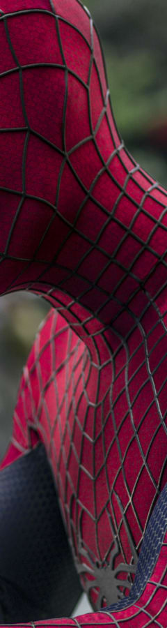 Movie still from The Amazing Spider-Man 2