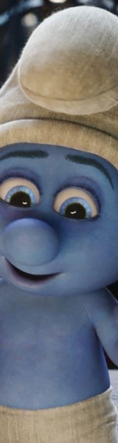 Movie still from Smurfs 2