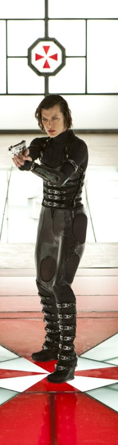 Movie still from Resident Evil: Retribution