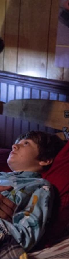Movie still from Insidious Chapter 2