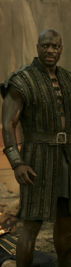 Movie still from Pompeii