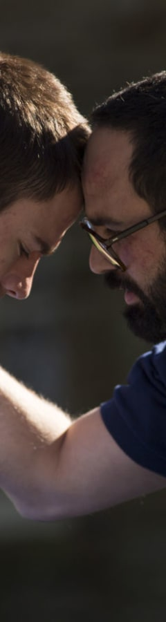 Movie still from Foxcatcher