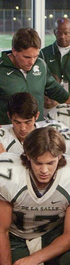 Movie still from When The Game Stands Tall