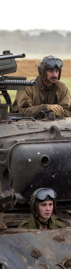 Movie still from Fury