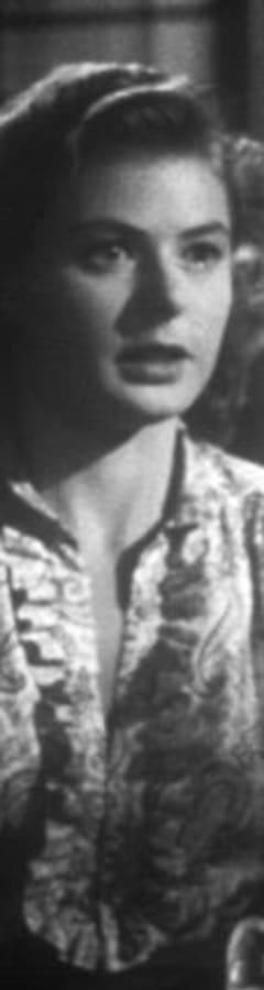 Movie still from Casablanca (1942)