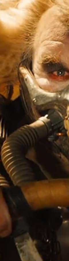 Movie still from Mad Max: Fury Road