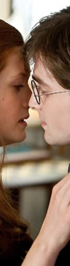 Movie still from Harry Potter & Deathly Hallows: Part 1