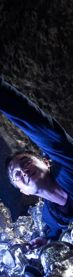 Movie still from Harry Potter & Deathly Hallows: Part 2
