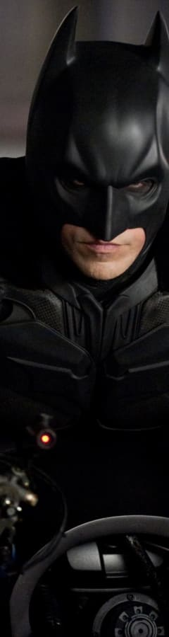 Movie still from The Dark Knight Rises