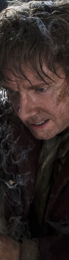 Movie still from The Hobbit: An Unexpected Journey