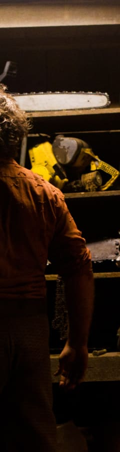 Movie still from Texas Chainsaw (2013)