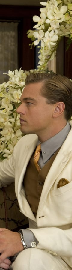 Movie still from The Great Gatsby