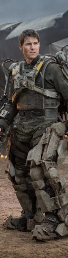 Movie still from Edge Of Tomorrow
