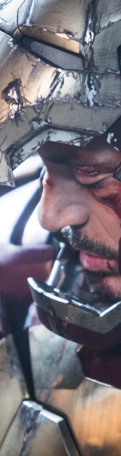 Movie still from Iron Man 3