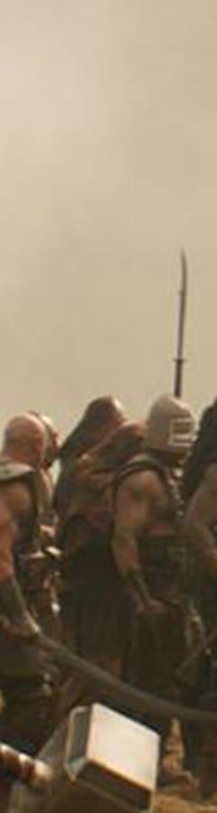 Movie still from Thor: The Dark World