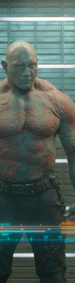 Movie still from Guardians Of The Galaxy