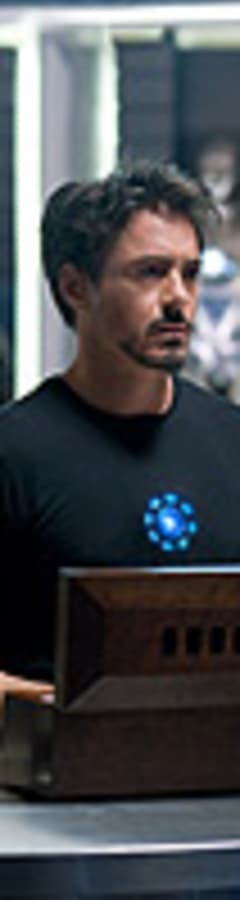 Movie still from Iron Man 2