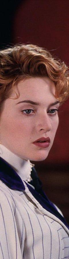 Movie still from Titanic