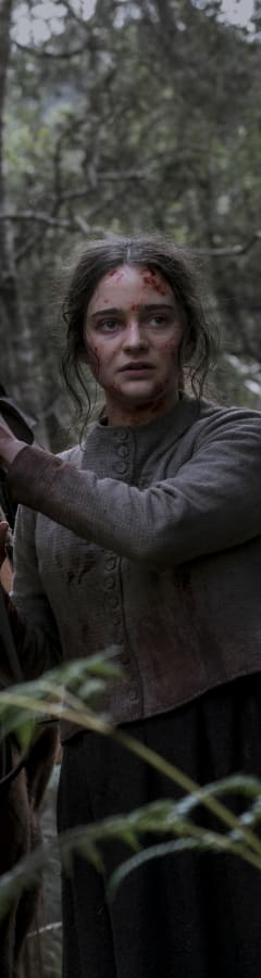 Movie still from The Nightingale (2019)