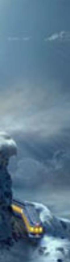 Movie still from The Polar Express