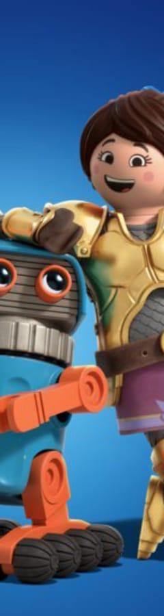 Movie still from Playmobil: The Movie