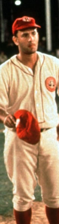 Movie still from A League of Their Own