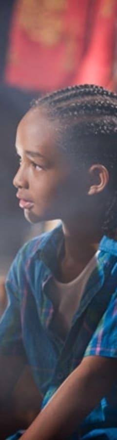 Movie still from Karate Kid (2010)