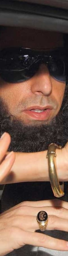 Movie still from The Dictator