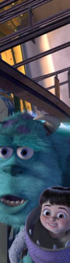 Movie still from Monsters, Inc. (2001)