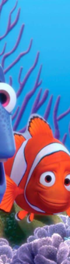 Movie still from Finding Nemo