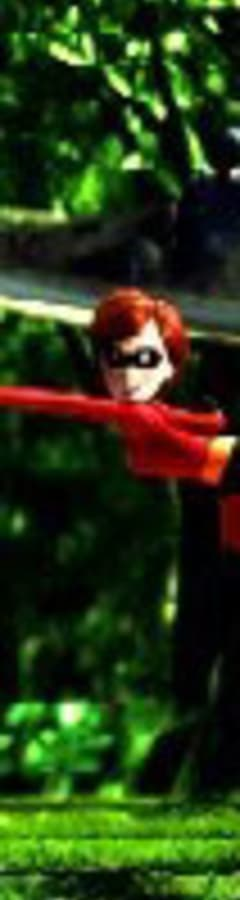 Movie still from The Incredibles