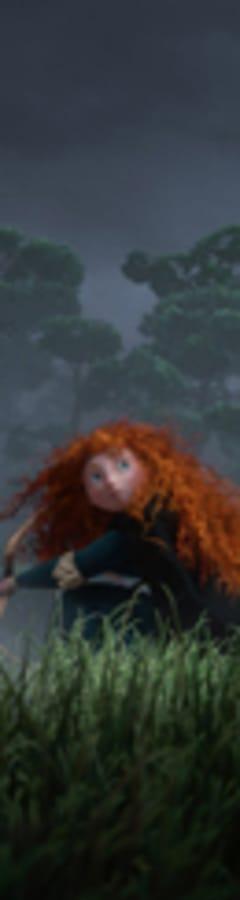 Movie still from Brave
