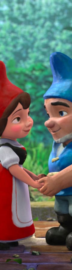 Movie still from Gnomeo & Juliet