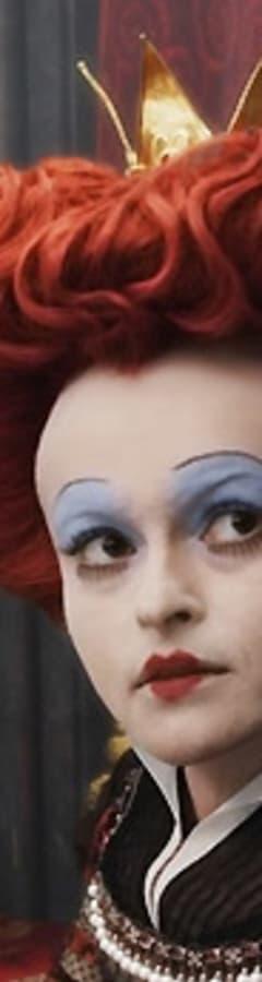 Movie still from Alice In Wonderland