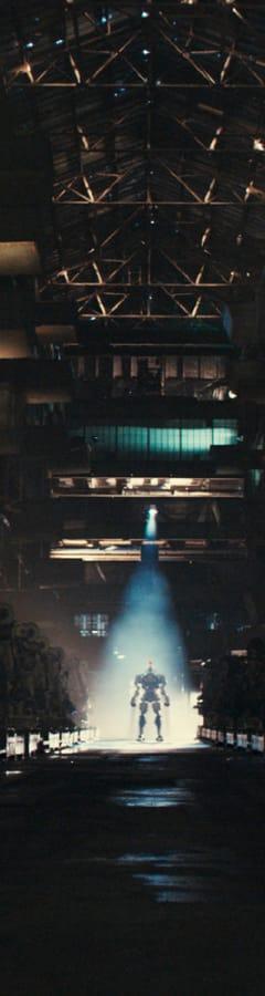 Movie still from Real Steel