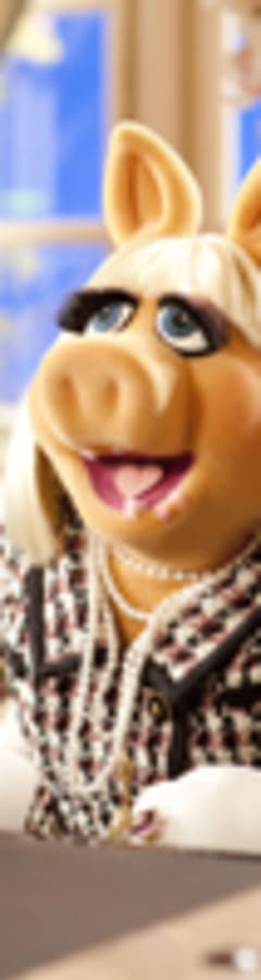 Movie still from The Muppets