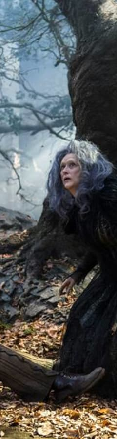 Movie still from Into The Woods