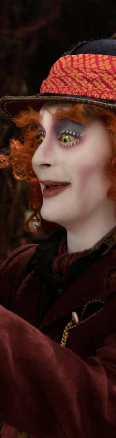 Movie still from Alice Through the Looking Glass