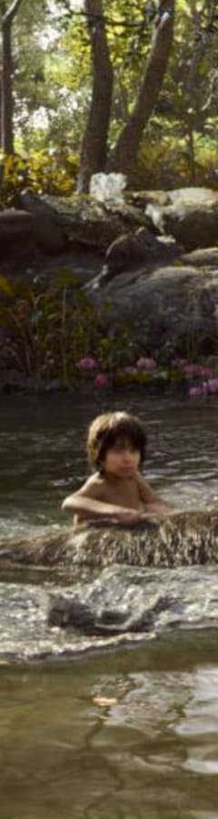 Movie still from The Jungle Book