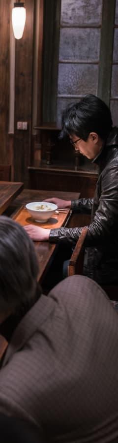Movie still from Midnight Diner