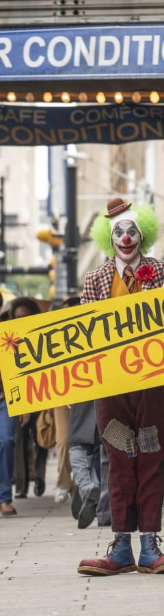 Movie still from Joker
