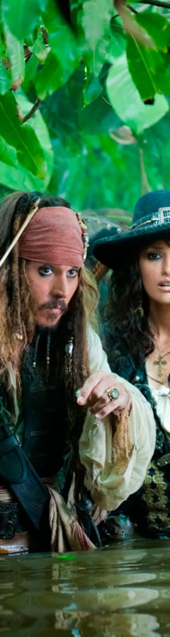 Movie still from Pirates Of The Caribbean: On Stranger Tides